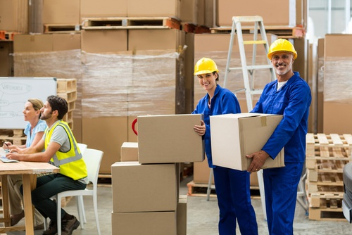 Warehouse, Pick and Packing