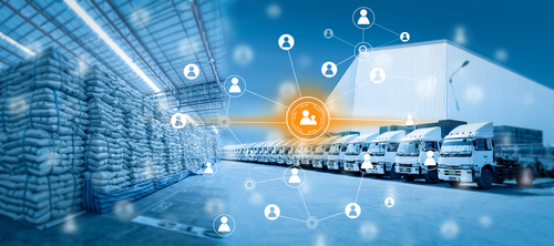 3pl third party logistics social media impact